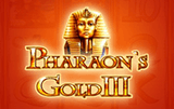 Pharaohs Gold III - автоматы в казино Вулкан